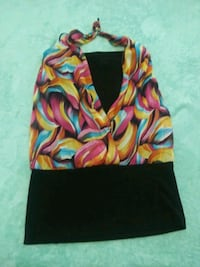 Black and rainbow blouse Indianapolis, 46205