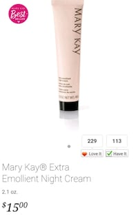 New Mary Kay  Sterling, 20164