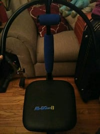 Ab Doer II and In Stride Cycle xl. Both like new