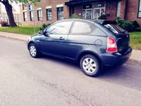 2011 Hyundai Accent GL 3-Door 5-Speed Manual Dorval