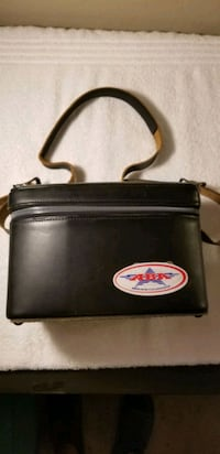 Vintage Leather Camera Bag California Leather Gilbert, 85295