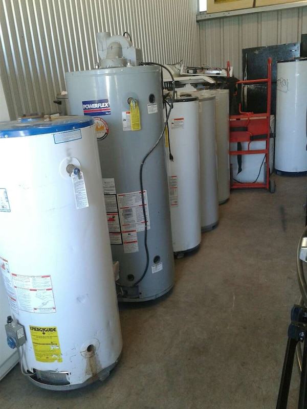 Used Water Tanks For Sale >> Hot Water Tanks