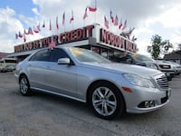 2010 Mercedes-Benz E-Class E 350 Luxury 4dr Sedan Houston, 77081
