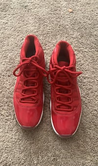All red 11s Charlotte, 28214