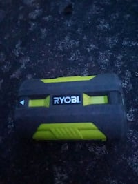 Ryobi 40v lithium  battery in new condition