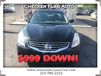 EARLY BLACK FRIDAY SALE! ! ! COME AND GET IT BEFORE IT ENDS! ! !2012 Nissan Altima 2.5S Croydon