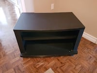 Black TV Entertainment Set WOODBRIDGE