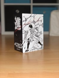 Attack on Titan Band 1-5 Cologne