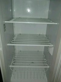 white and gray metal rack Seagoville