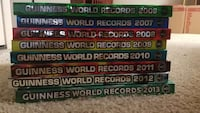 Guinness World Records book collection Simi Valley, 93065