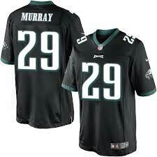 DEMARCO MURRAY BLACK JERSEY