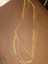 gold chain-link necklace Houma, 70360