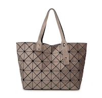 brown and black leather tote bag New Westminster, V3M