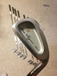 Ben Hogan golf iron set