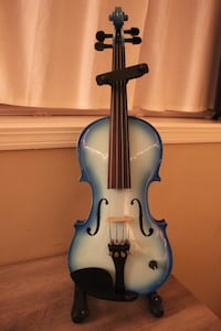 Barcus-Berry Vibrato-AE Acoustic-Electric Violin Sterling