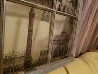 Vintage French postcards Window cover.  Cambridge, 02141
