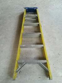 yellow and gray metal ladder New Carrollton