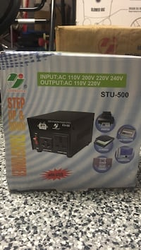STU-500 power supply box Boulder City, 89005