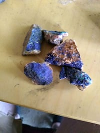 Azurite and malachite assorted stone lot healing Tysons, 22102