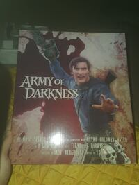 Army of darkness evil dead ash statue bust Toronto, M6N 5C8