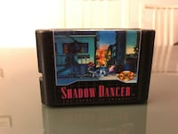 SHADOW DANCER, Sega Mega Drive PAL Sevilla, 41020