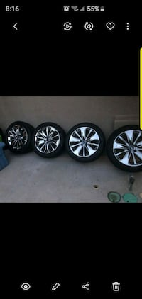 Ford 5 lug rims