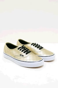 New Vans 50th Anniversary - Gold Checkered Surrey, V3S 9H7
