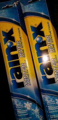WINTER WIPERS BRAND NEW $15.00 or 2 for $25.00