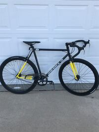 black and yellow road bike Harrison, 54915