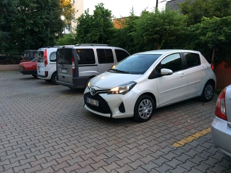 2014 Toyota Yaris 1.4 D-4D FUN 8