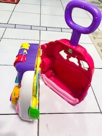 Play and Learn Suitcase