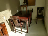Table and 6 chairs Ridgeville, 29472