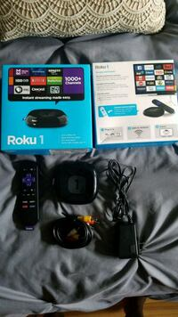 Roku 1 Streaming Media Player  Washington, 20018