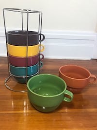 Multi-Color Stackable Bowls Richmond, 23220