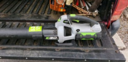 Battery leaf blower