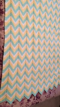 Baby blanket - hand made - never used Frederick, 21703