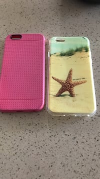 Cover for iPhone 6 $2 each. I have more.
