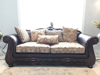 Designer couch Burnaby