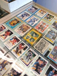 assorted baseball player trading cards Westland, 48185