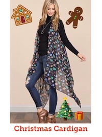 New Christmas Cardigan From MomMeAndMore.com