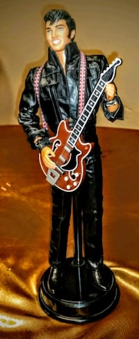 "13"" Posable ""Classic Elvis"" Doll Baltimore, 21216"
