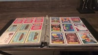 binder full of garbage pail kids cards new and  old Windsor, 95492