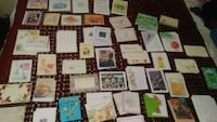 Variety of greeting cards and invitations. Riverside, 92504