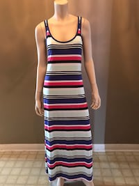 Striped Maxi dress Toronto, M6A 1N2