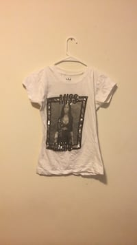 Nicki Minaj Collection Miss Minaj Shirt White Chester, 23831