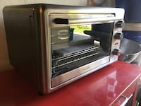 Gray and black toaster oven Springfield, 65807
