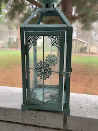 Patio Candleholder