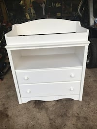 Baby Changing Table with drawers Oakville, L6H 1H9