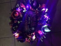 Halloween light up led door reef  Costa Mesa, 92626