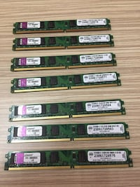 Ddr2 800 mhz 2gb kingston ram Adapazarı, 54100